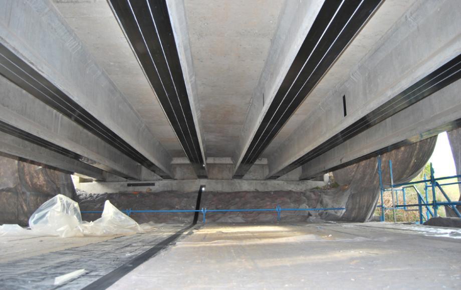 Reforzado estructural en carbono